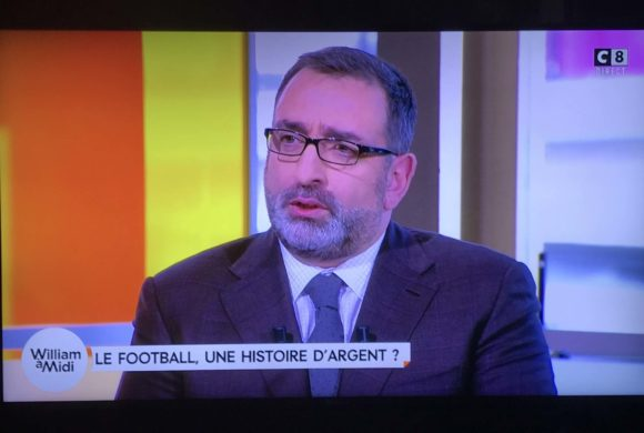 Thierry Granturco sur C8 chez William Leymergie