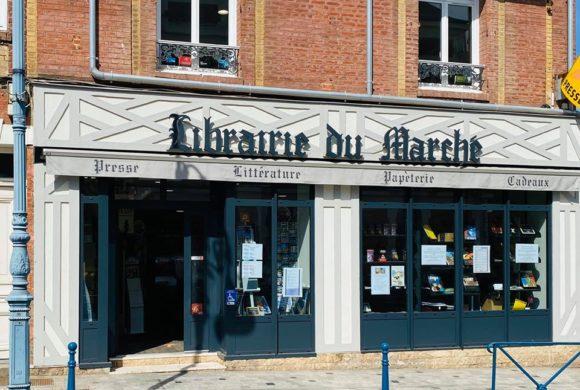 La Librairie du Marché toujours à vos côtés